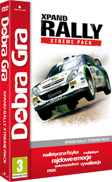 Xpand Rally Extreme Pack