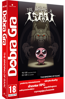 Binding of Isaac Unholy Edition