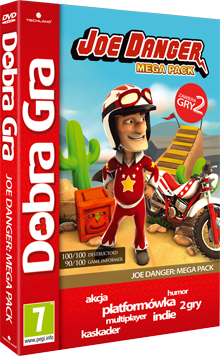 Joe Danger Mega Pack