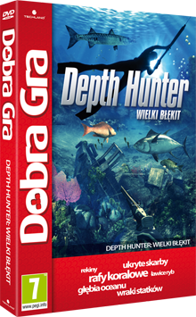 Depth Hunter - Wielki Błękit