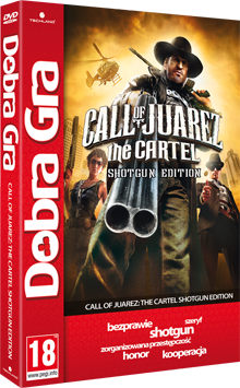 Call of Juarez the Cartel - Shotgun Edition