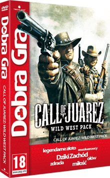 Call of Juarez Wild West Pack